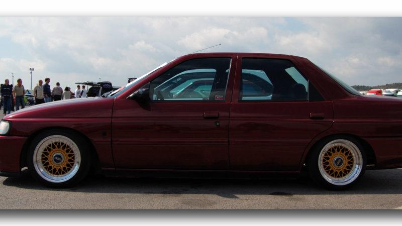 Spanish Car Scene